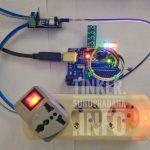 Thyristor AC Switch, 3.3V/5V logic, AC 220V/5A (peak 10A)