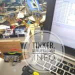 Penggunaan sensor ultrasonic