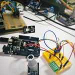 Penggunaan rotary encoder di sistem Arduino