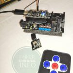 IR infrared remote control dengan Arduino