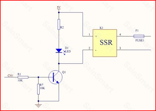 Modul Solid State Relay  U2013 Tinker