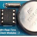 RTC DS1302